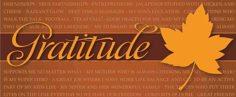 Blog - MM Gratitude & Thanksgiving