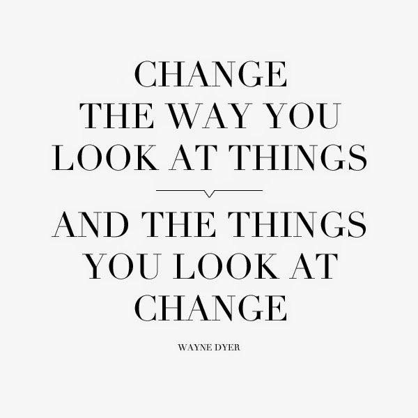 Blog - MM - Change the way you look at things