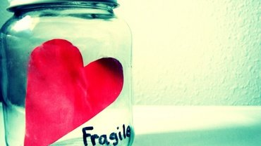 MM Blog - Heart Inside a Jar - Grief Inside & out