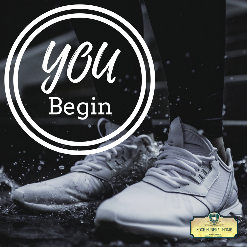2018 - FB Post - You Begin - Sneakers