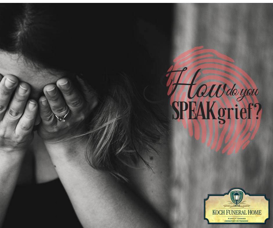 2019 - FB - MM Blog - How do you speak Grief