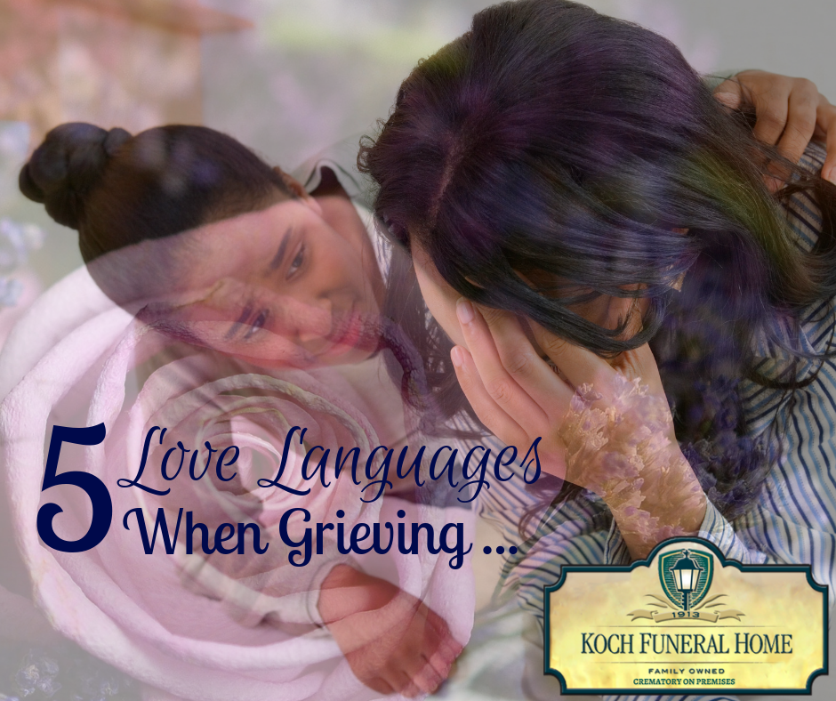 2019 - FB - 5 Languages of Grief3