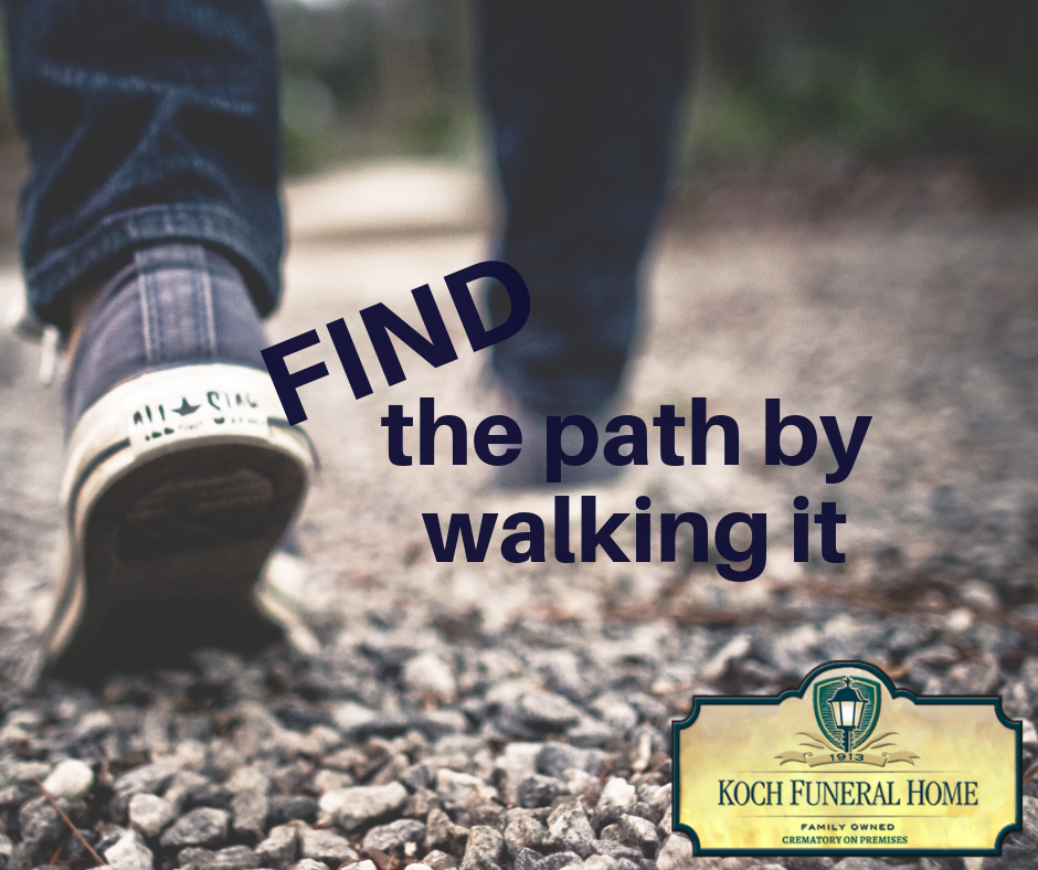 2019 - FB - Find the path by walking it
