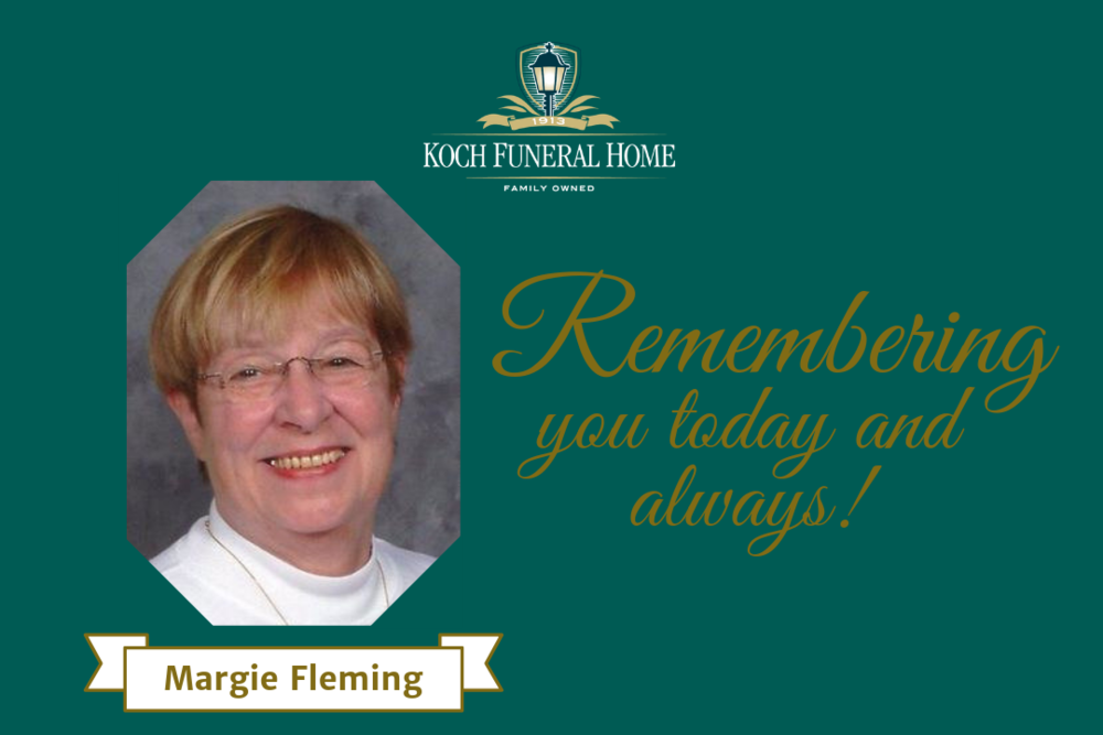 2019 - FB - MM - July - Life goes on 5 - Remembering Margie
