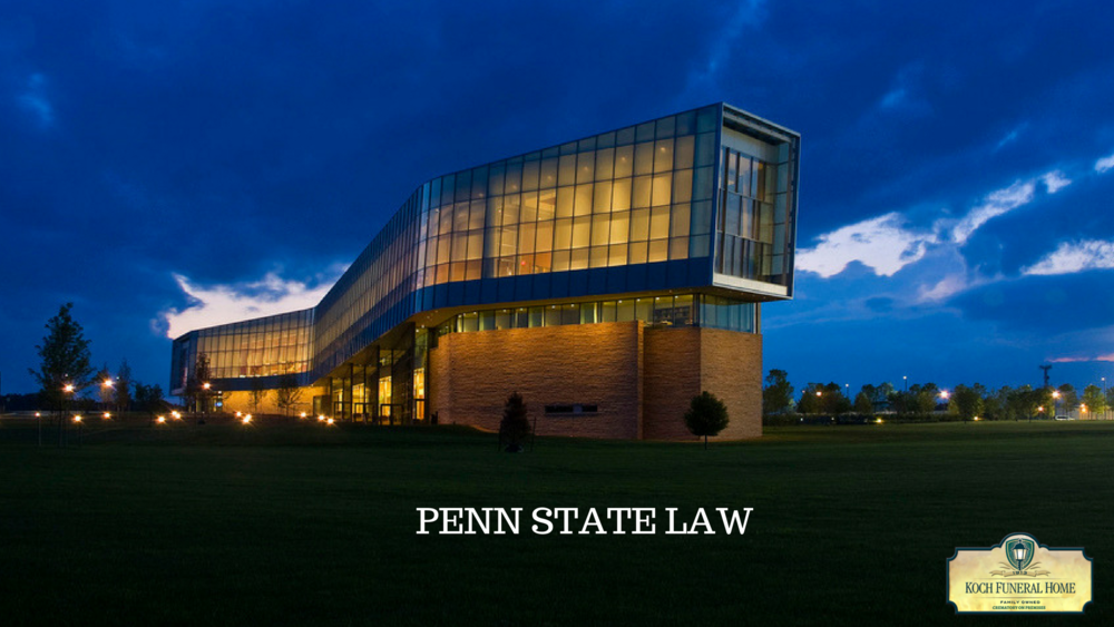 2018 - News Banner - Penn State Law