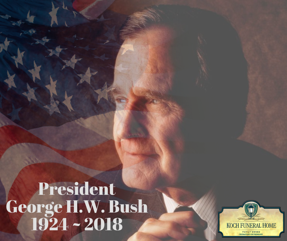 2018 - FB - George H.W. Bush