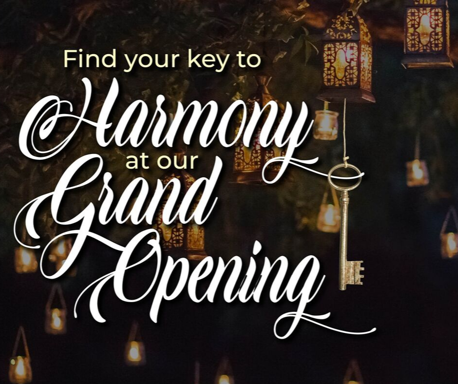 October 3 2019 - Harmony State College - Grand Opening