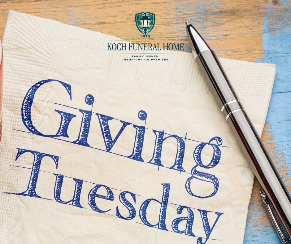 2019 - FB - National Day of Giving - Giving Tuesday