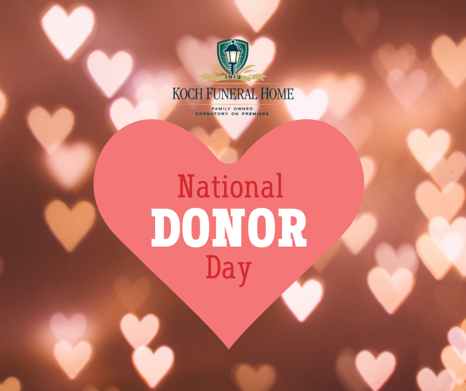 2020 - FB - Feb - National Donor Day