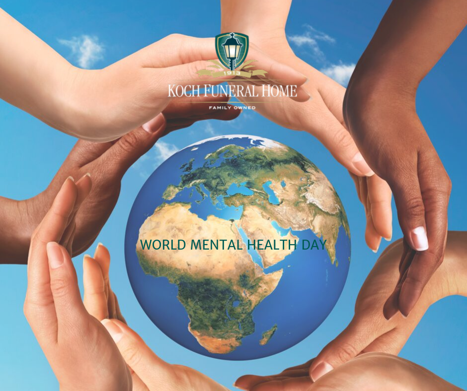 October 10 2020 - World Mental Health Day