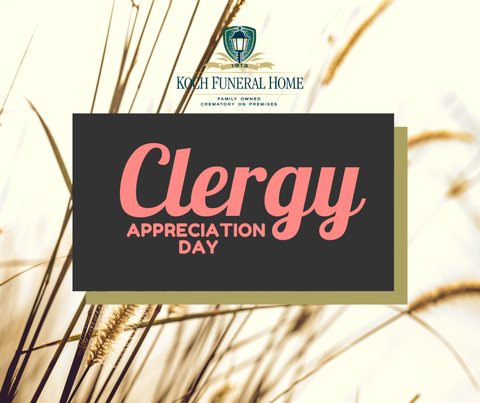 October 11 2020 - Clergy Day