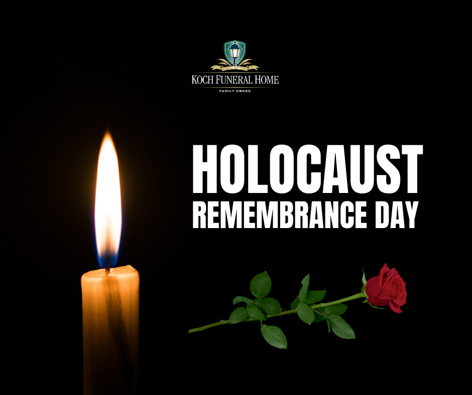 January 27 - Holocaust Remembrance Day