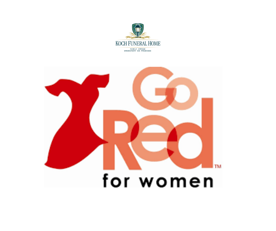 February 5 - Go Red Day!