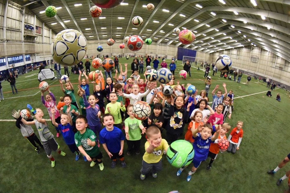 January 7 2019 - 7th Annual Mack Brady Soccer Clinic