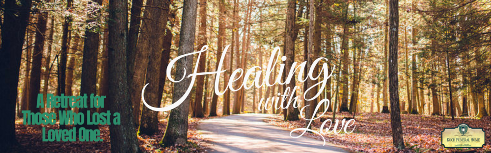 2018 - Website Banner - Retreat - Healing with Love