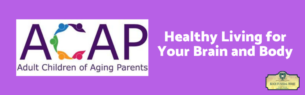 2018 - FB Banner - ACAP - Healhly Living for Your Brian