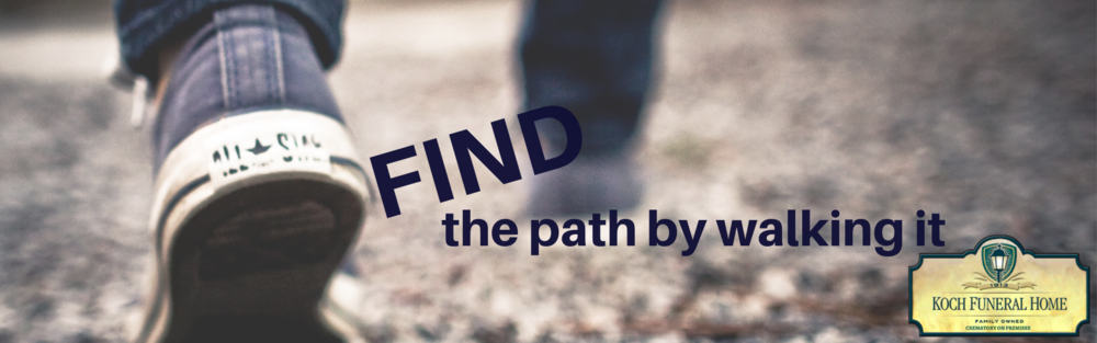 2019 - Website Banner - Find the path by walking it