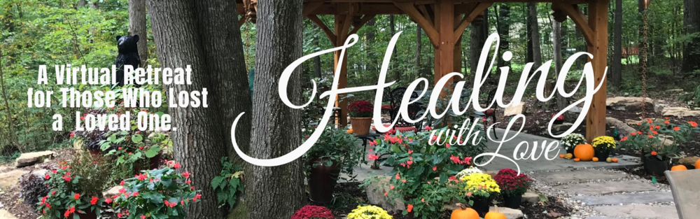 2020 - Website Banner - Oct - Virtual Retreat - Healing with Love