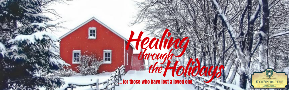 2018 - Dec - CDT - Learning to Live - Healing Through the Holidays